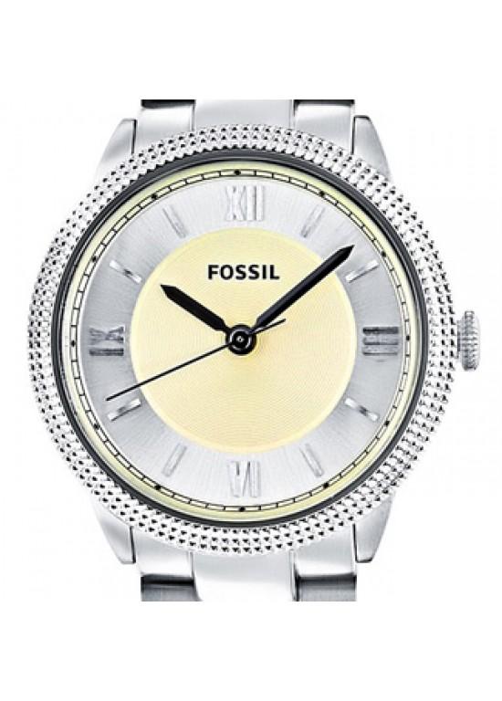 Fossil Stainless Steel Mini Stainless Steel Ladies Watch - ES3069-mini