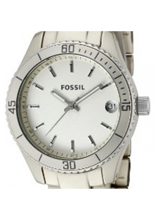 Fossil Stella Mini Aluminum Ladies Watch - ES2902-dial
