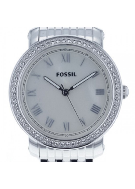 Fossil Stella Mini Stainless Steel Ladies Watch - ES3112-dial