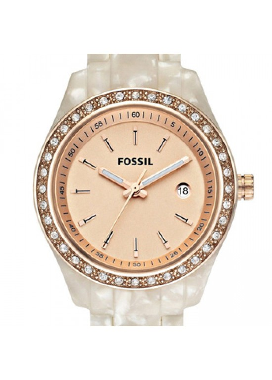 Fossil Stella Stainless Steel Ladies Watch - ES2864-Dial
