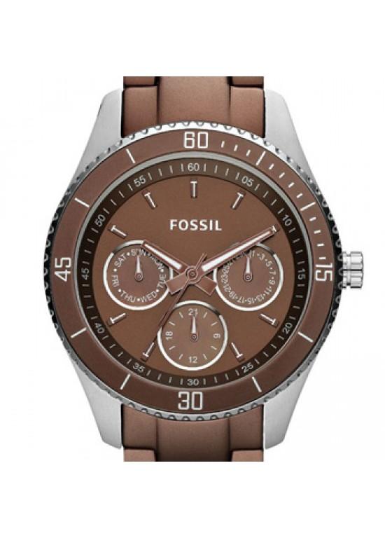 Fossil Stella Stainless Steel Ladies Watch - ES3033-dial