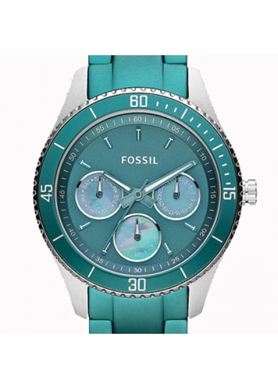 Fossil Stella Stainless Steel Ladies Watch - ES3036-dial