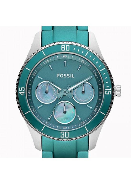 Fossil Stella Stainless Steel Ladies Watch - ES3036-dial