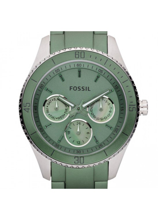 Fossil Stella Stainless Steel Ladies Watch - ES3039-dial