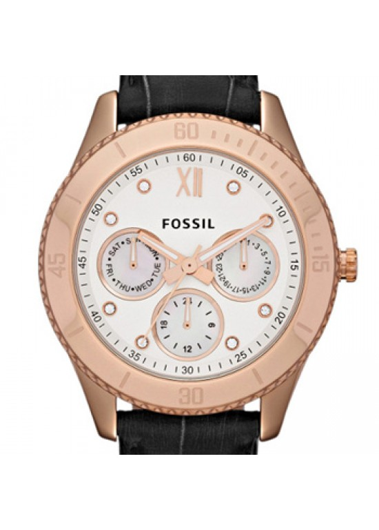 Fossil Stella Stainless Steel Ladies Watch - ES3102-Dial
