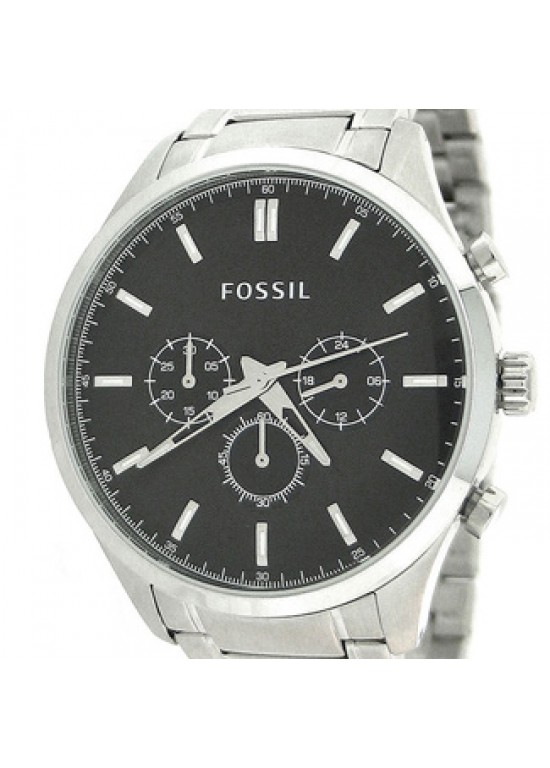 Fossil Walter Stainless steel Mens Watch - FS4636-dial