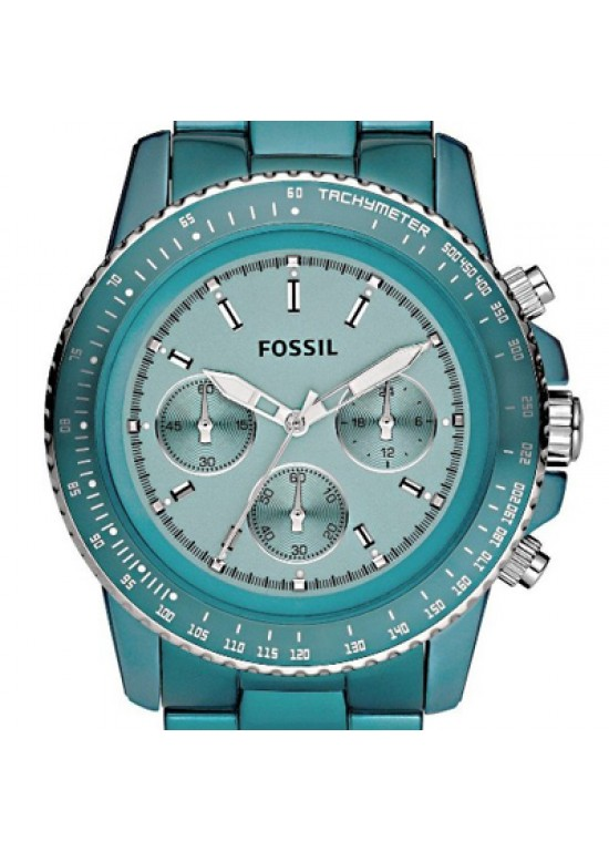 Fossil Stella Aluminum Ladies Watch - CH2706-dial