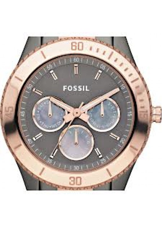 Fossil Stella Stainless Steel Ladies Watch - ES3030-dial