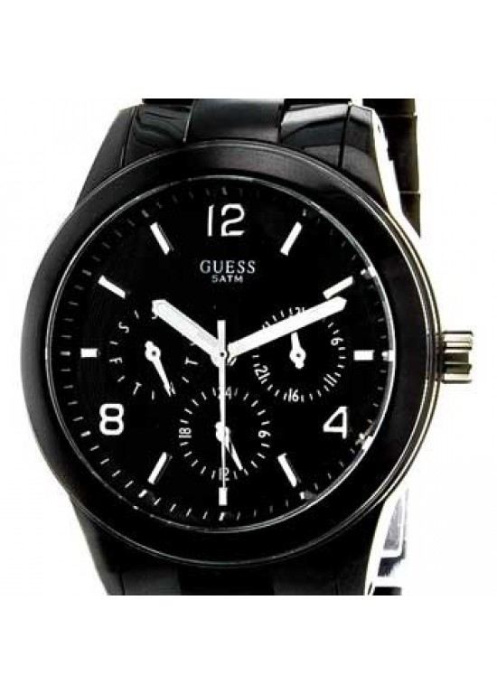Guess Analogue Stainless Steel Ladies Watch - W11603L2-Dial