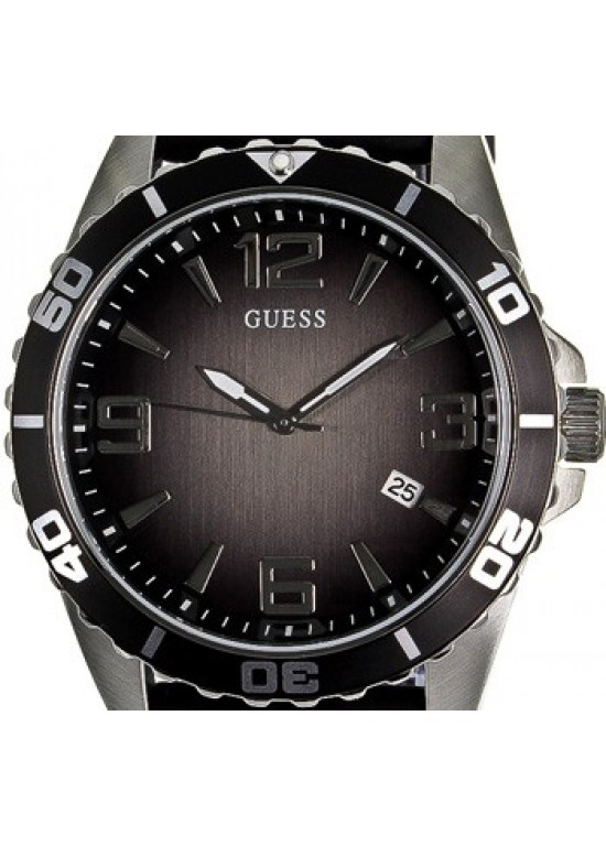 Guess Sports Stainless Steel Mens Watch - W80054G1-dial