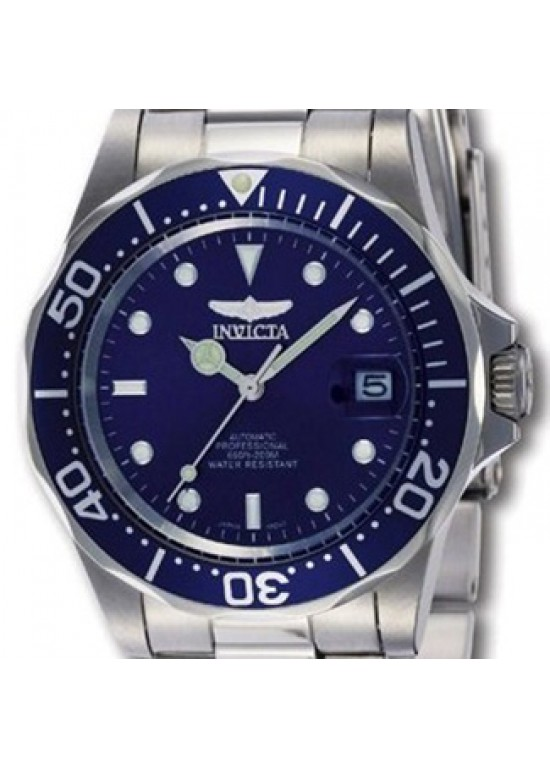 Invicta Mens Pro Diver Collection Automatic Watch 9094-dial