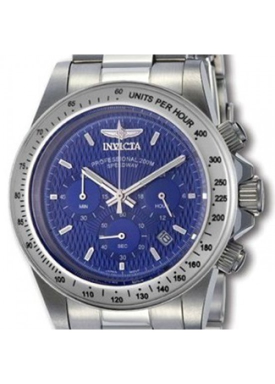 Invicta Mens Speedway Collection Chronograph S Watch 9329-dial