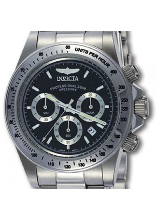 Invicta Speedway S 200 Meter Chronograph Mens Watch 9223-Dial