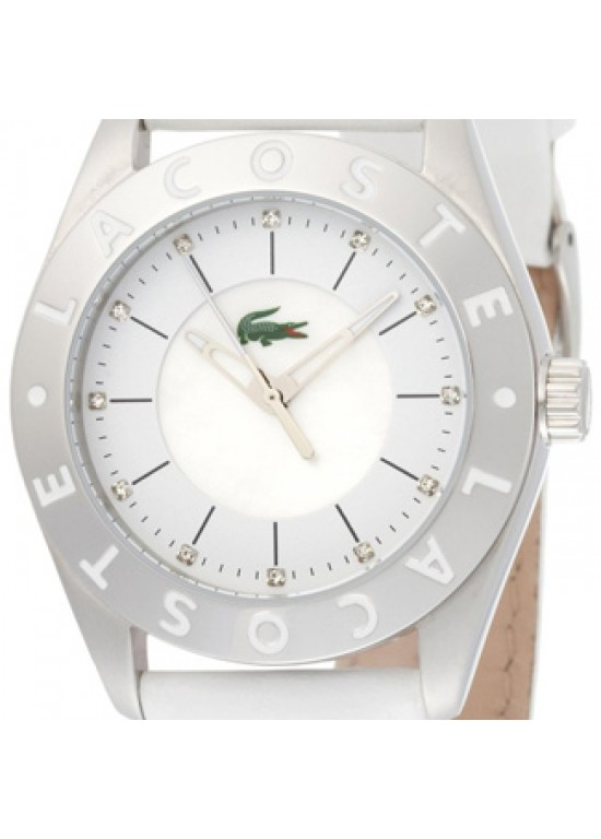 Lacoste Biarritz Stainless Steel Ladies Watch - 2000536-dial