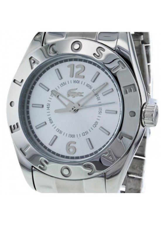Lacoste Biarritz Stainless Steel Ladies Watch - 2000712-dial