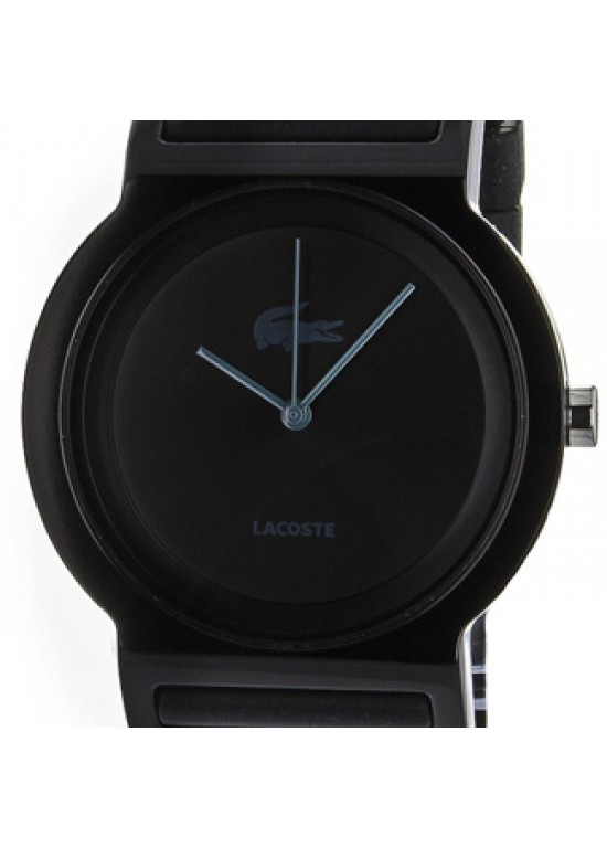 Lacoste Tokyo Black Aluminum Unisex Watch - 2000701-dial