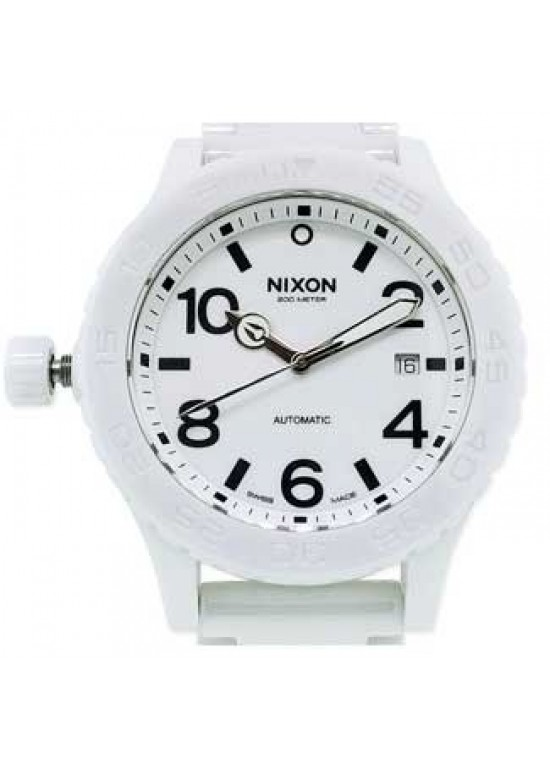 Nixon 42-20 Stainless Steel Mens Watch - A148-126-dial