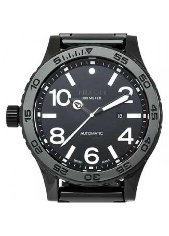 Nixon 51-30 Ceramic Mens Watch - A147-001-dial