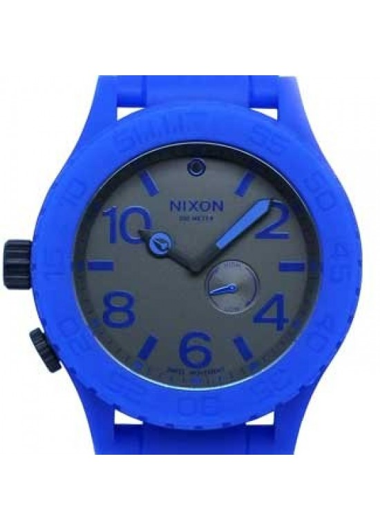 Nixon 51-30 Stainless Steel Mens Watch - A236-306-dial