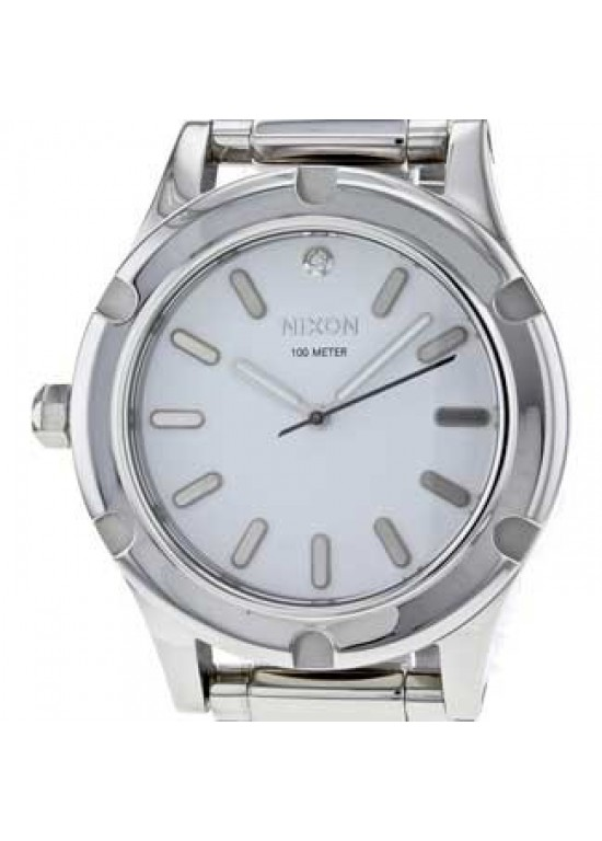 Nixon Camden Stainless Steel Mens Watch - A343-100-dial