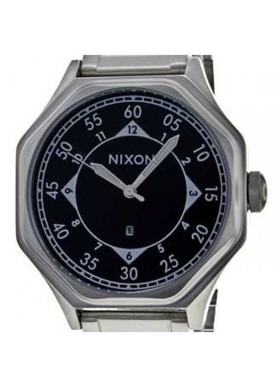 Nixon Falcon Stainless Steel Mens Watch - A195-000-dial