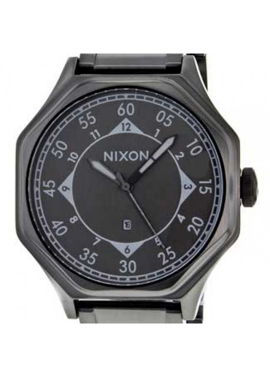 Nixon Falcon Stainless Steel Mens Watch - A195-632-dial