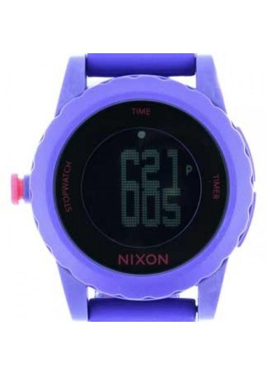 Nixon Genie Plastic Ladies Watch - A326-230 - dial
