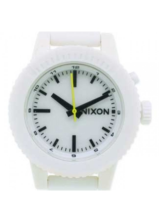 Nixon Gogo Polycarbonate Ladies Watch - A287-100-dial