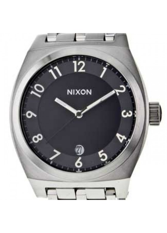 Nixon Monopoly Stainless Steel Mens Watch - A325-000-dial