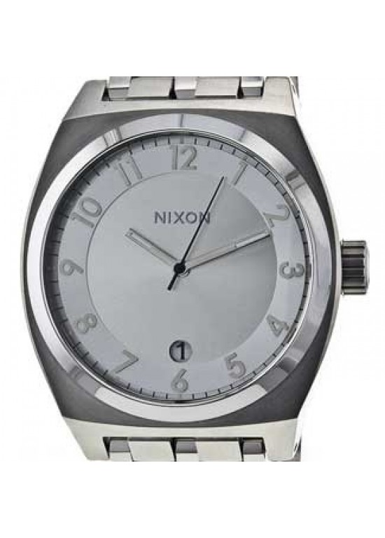 Nixon Monopoly Stainless Steel Mens Watch - A325-100-dial