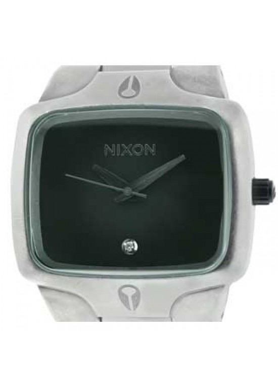 Nixon Player Stainless Steel Mens Watch - A140-479-dial