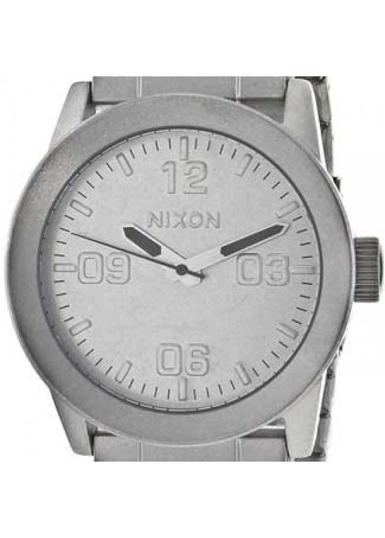 Nixon Private SS Stainless Steel Mens Watch - A276-033-dial