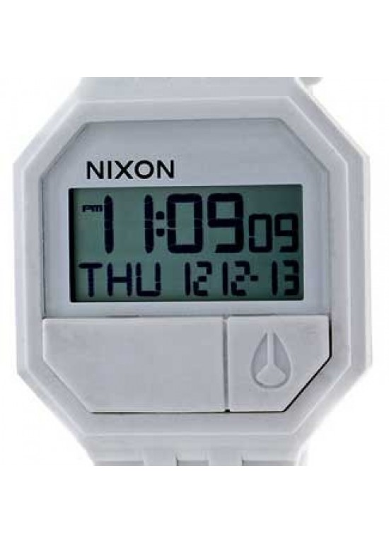 Nixon Re-Run Plastic Mens Watch - A169-100-dial