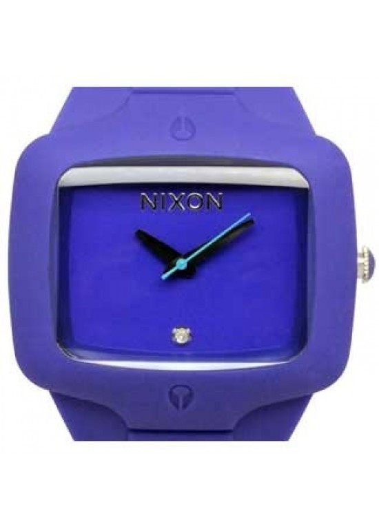 Nixon Rubber Player Stainless Steel Mens Watch - A139-230-dial