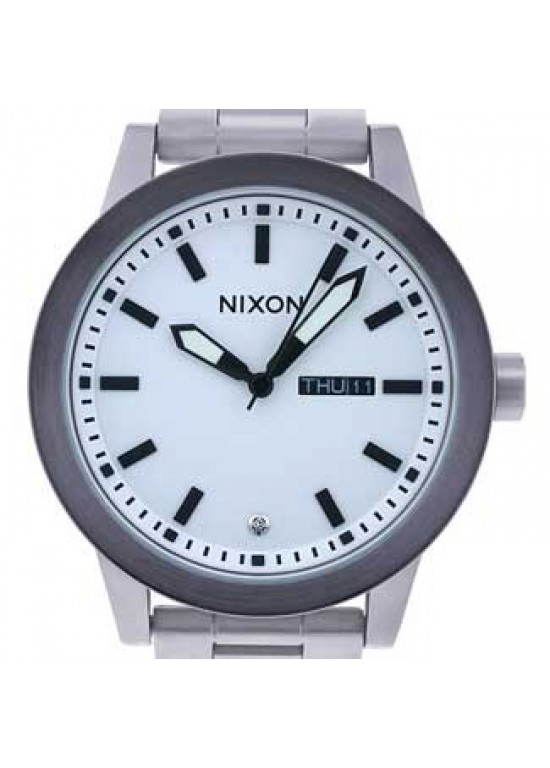 Nixon Spur Stainless Steel Mens Watch - A263-100-dial