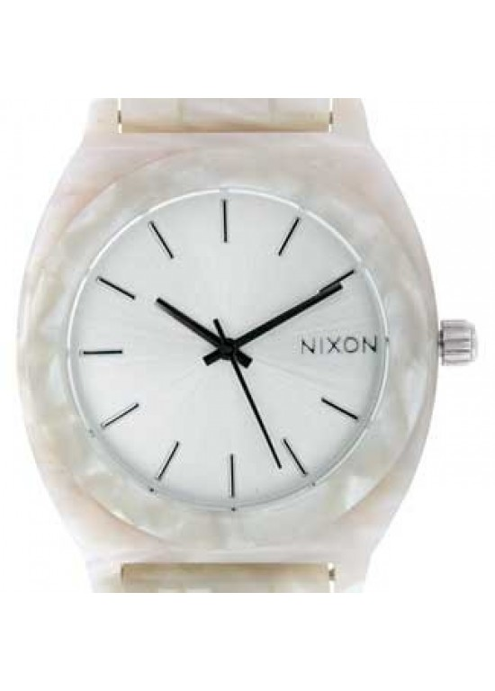 Nixon Time Teller Stainless Steel Ladies Watch - A327-029-dial