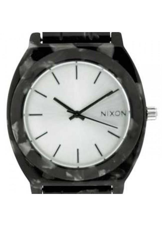 Nixon Time Teller Stainless Steel Ladies Watch - A327-039-dial