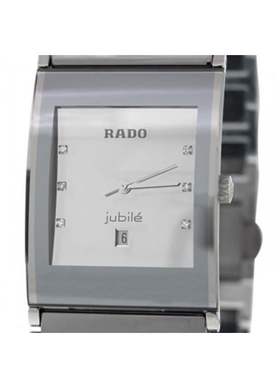 Rado Integral Stainless Steel Ladies Watch - R20747102-dial