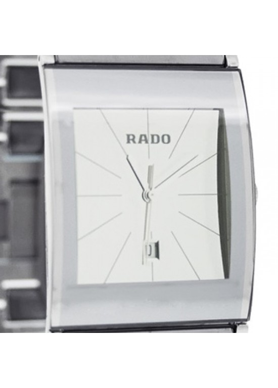 Rado Integral Stainless Steel Mens Watch - R20745102-dial