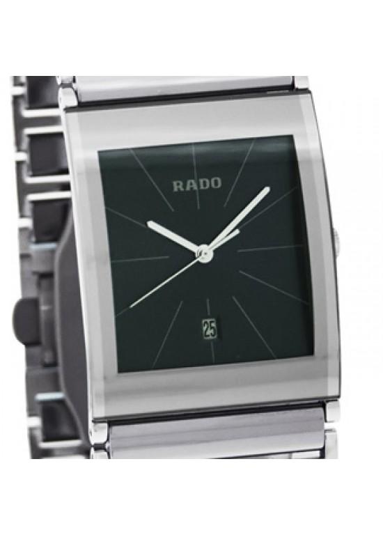 Rado Integral Stainless Steel Mens Watch - R20859202-Dial