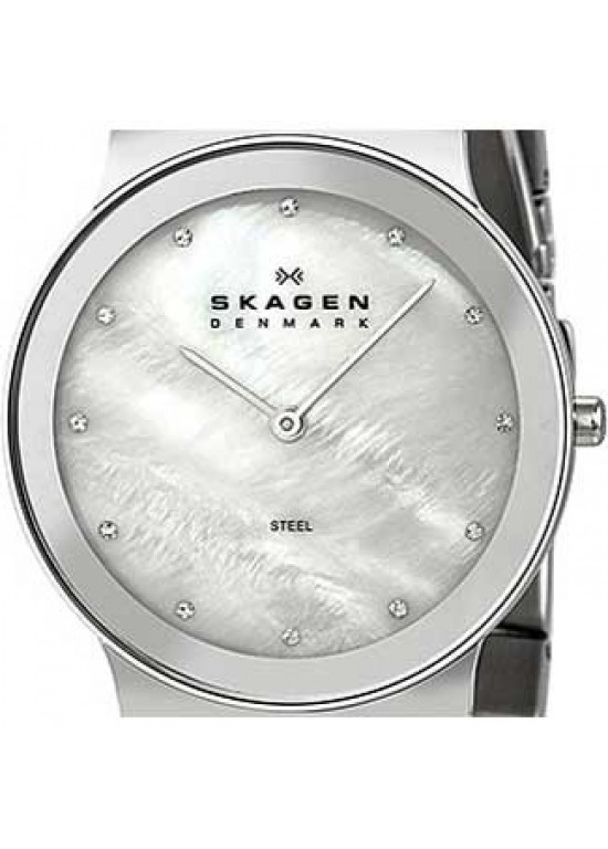 Skagen Steel Collection Stainless Steel Mens Watch - 430MSSX-dial