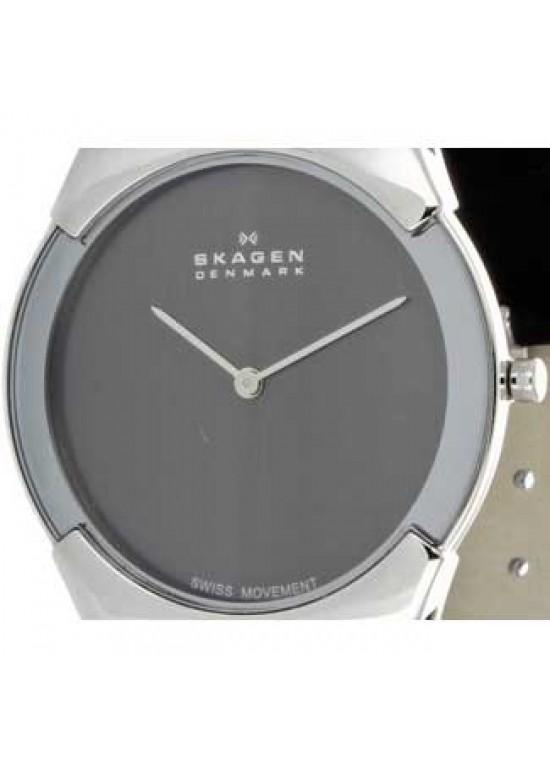 Skagen Swarovski Elements Stainless Steel Ladies Watch - 812SSLB1-dial