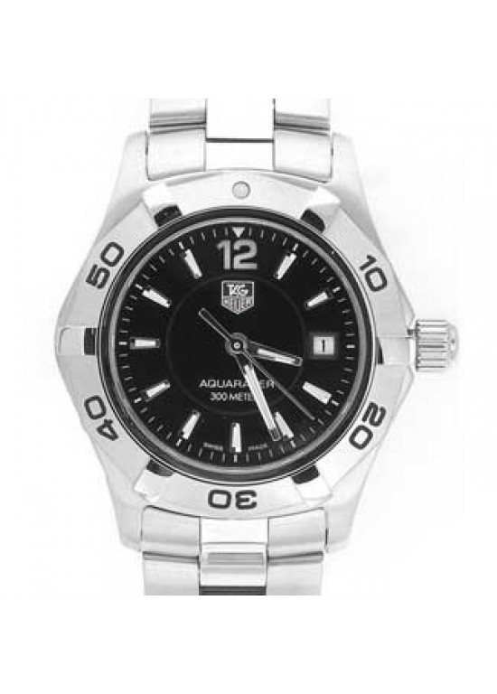 Tag Heuer Aquaracer Stainless Steel Ladies Watch - WAF1410.BA0823-dial