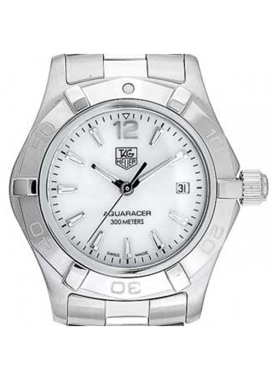 Tag Heuer Aquaracer Stainless Steel Ladies Watch - WAF1414.BA0823-dial