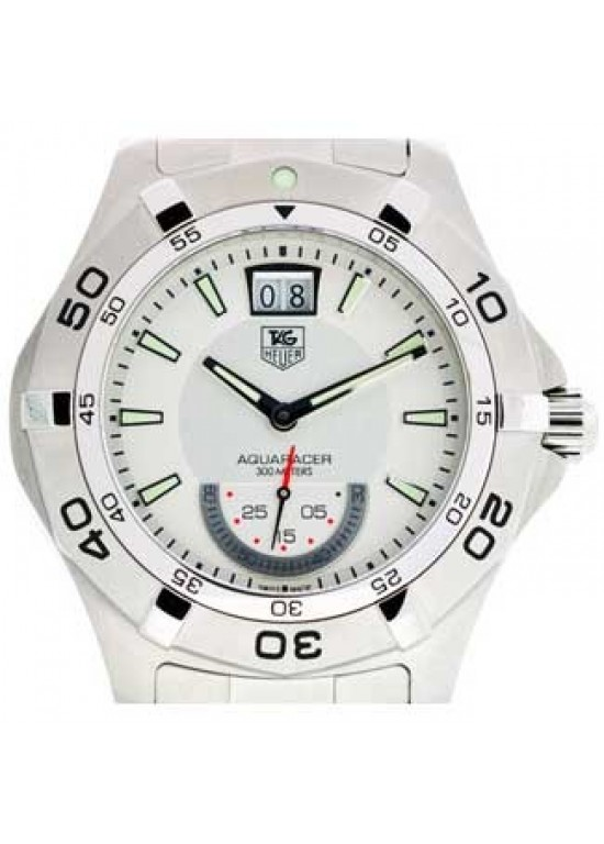 Tag Heuer Aquaracer Stainless Steel Mens Watch - WAF1011.BA0822-dial