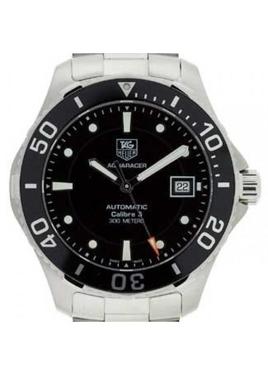 Tag Heuer Aquaracer Stainless Steel Mens Watch - WAN2110.BA0822-dial