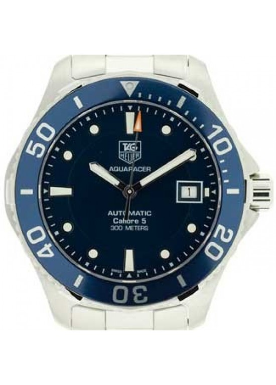 Tag Heuer Aquaracer Stainless Steel Mens Watch - WAN2111.BA0822-dial