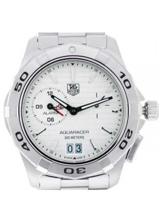Tag Heuer Aquaracer Stainless Steel Mens Watch - WAP111Y.BA0831-dial