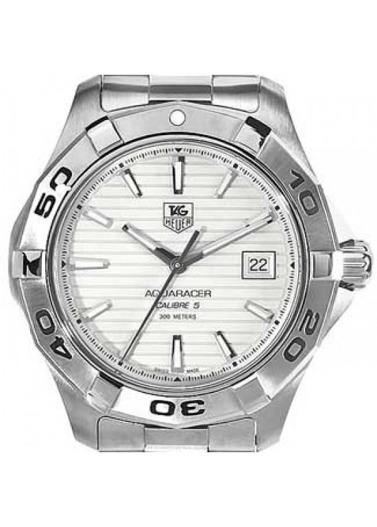 Tag Heuer Aquaracer Stainless Steel Mens Watch - WAP2011.BA0830-dial
