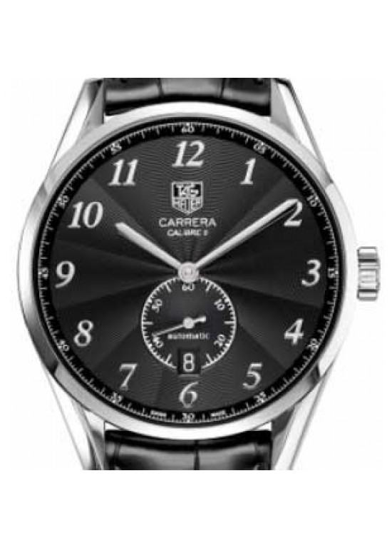 Tag Heuer Carrera Stainless Steel Mens Watch - WAS2110.FC6180